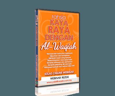 Video Rahsia Kaya Raya Dengan Waqiah