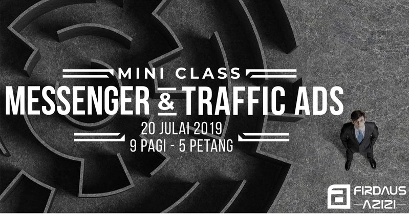 Mini Class Messenger & Traffic Ads