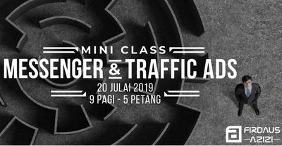 Mini Class Messenger & Traffic Ads