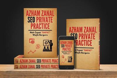Azham Zanal SEO Private Practice Pendaftaran Individu Untuk 5 - 7 Peserta