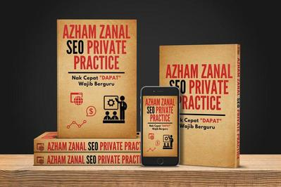 Azham Zanal SEO Private Practice (One To One Atau Group Max 4 Orang)