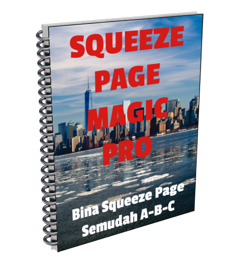 Tempahan Squeeze Page Magic pro