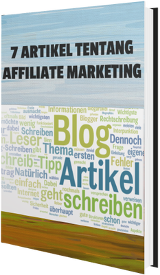 7 Artikel Tentang Affiliate Marketing