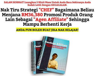 Panduan Affiliate Simple Tapi Power