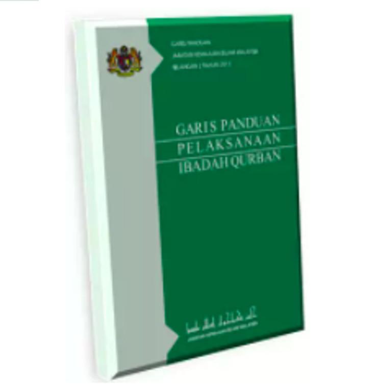 E-BOOK PERCUMA - PANDUAN IBADAH KORBAN