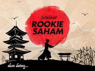 Seminar Rookie Saham