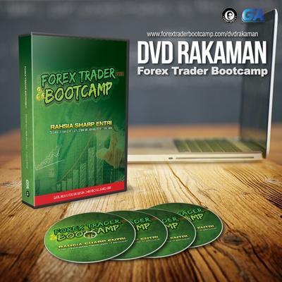 DVD Forex Trader Bootcamp