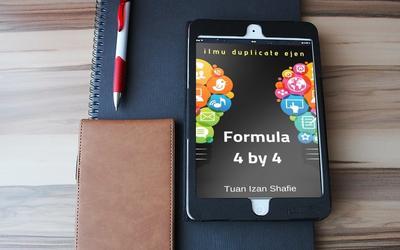 Formula 4 by 4