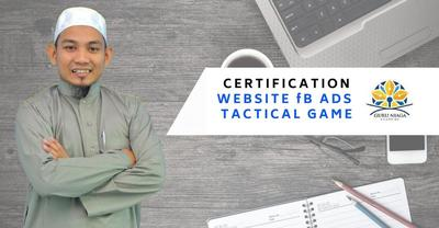 Website Fb Ads Certification