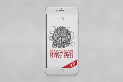 Ebook Rahsia Menarik Rezeki Melimpah Dengan Minda Separa Sedar 2.0