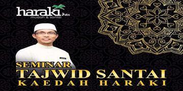 Seminar Tajwid Santai