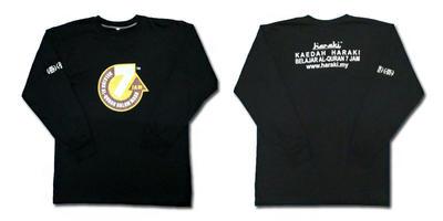 T-Shirt Edisi Terhad Kaedah Haraki