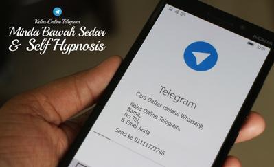Kelas Online Telegram