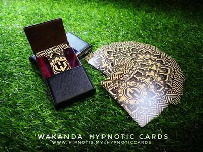 Hypnotic Cards Version 1.0