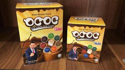Brain Booster Drink COCO 'OCOC'