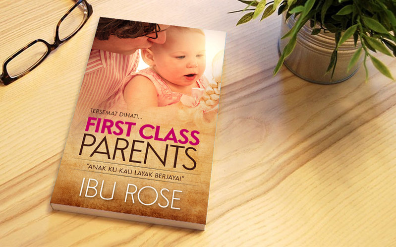 Buku 'First Class Parents' (BM)