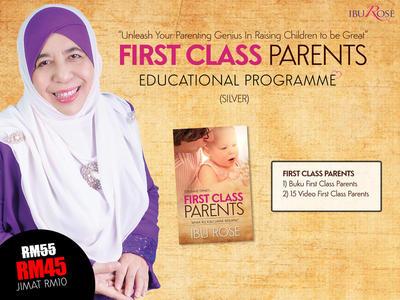 First Class Parents (Silver)