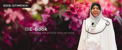 Ebook 6 Rahsia Didik Anak Cemerlang, Berjaya & Berjasa