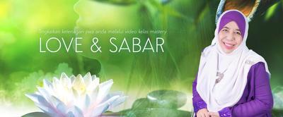 Love & Sabar