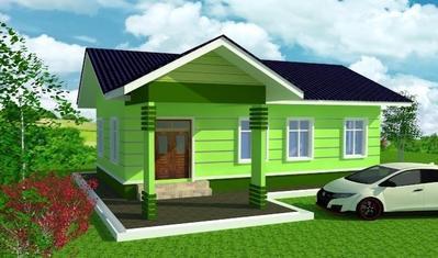 Pra Pembayaran DEPOSIT Pendahuluan Bina Rumah Atas Tanah Sendiri MINI BANGLO EMERALD SERIES