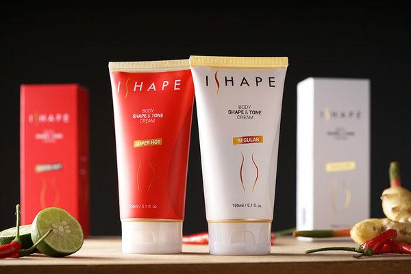 Order Form untuk iShape: Krim premium utk kuruskan badan