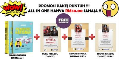 PROMOSI PAKEJ RUNTUH ALL IN ONE
