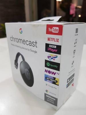 ORIGINAL Google Chrome Cast