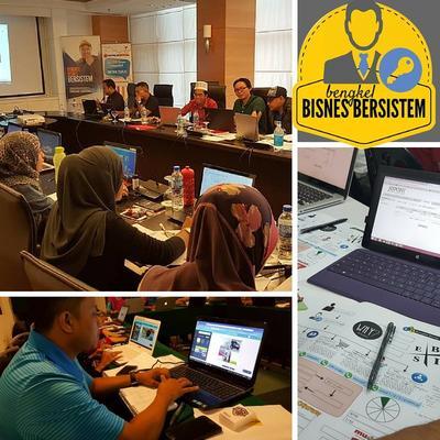 BENGKEL BISNES BERSISTEM Kuala Terengganu 18/11/2016 Hotel Seri Malaysia