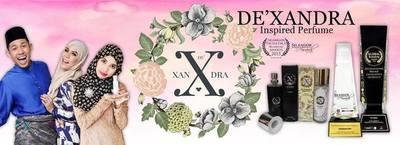 dexandra perfume terhebat masa kini!