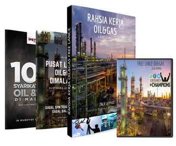 Ebook Rahsia Kerja Oil&Gas