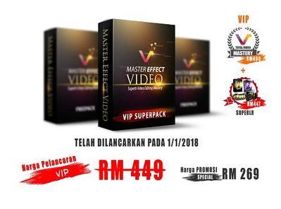 VIDEO EFFECT VIP
