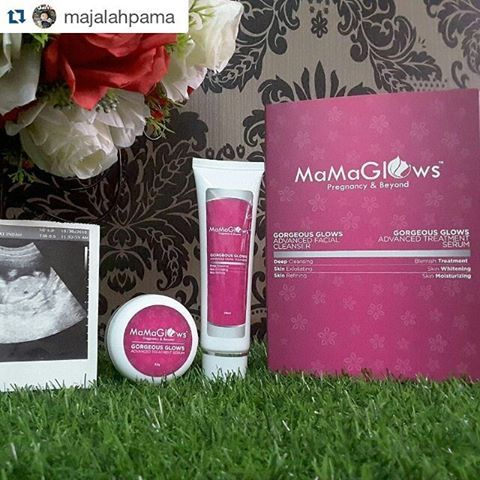 MAMAGLOWS SKINCARE SET