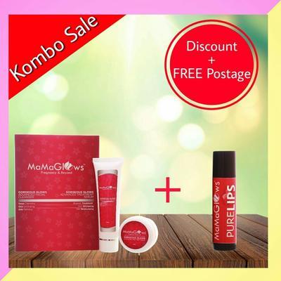 Mamaglows Kombo Sale