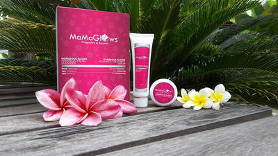 MAMAGLOWS SKINCARE SET AGENT MOBILE