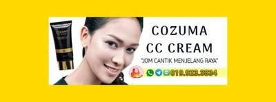 Borang Pesanan Cozuma CC Cream