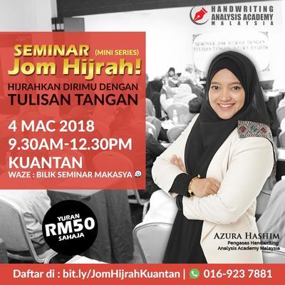 Seminar Jom Hijrah Kuantan