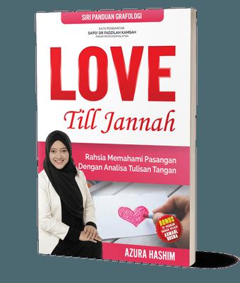 [SILVER] Buku LOVE Till Jannah