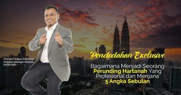 Workshop Advance Saudagar Hartanah