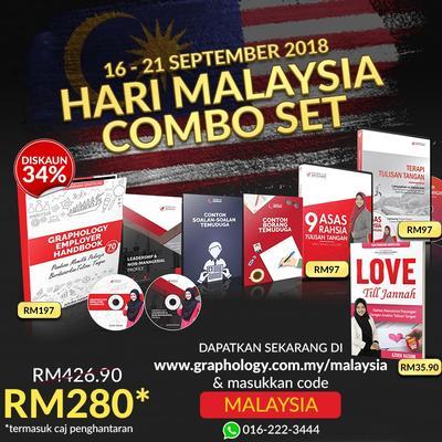 Promosi Hari Malaysia (All Products)