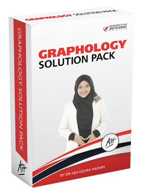 GRAPHOLOGY SOLUTION PACK