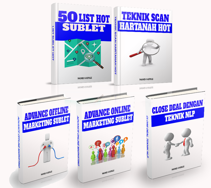 Ebook 50 List Hot Sublet+ 3 Bonus Premium + 4 Extra Bonus