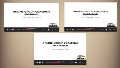 RAKAMAN WEBINAR - ONLINE GROUP COACHING