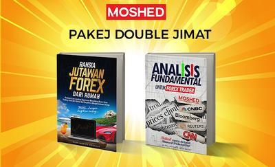 Pakej Double Jimat Koleksi Buku Moshed