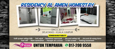 Residency Al Ameen Homestay Selayang