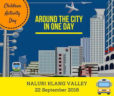 Around The City In One Day (Klang Valley)