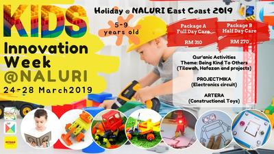 Holiday @ NALURI Kids Innovation
