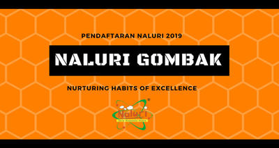 Pendaftaran NALURI Gombak 2019