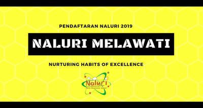 Pendaftaran NALURI Melawati 2019