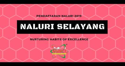 Pendaftaran NALURI Selayang 2019
