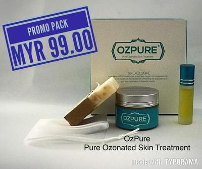 Borang Pembelian OzPure